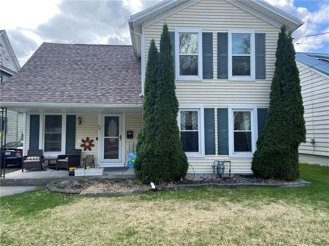64 Crosby Street, Hornell, NY 14843 (MLS #R1337166) :: Thousand Islands Realty