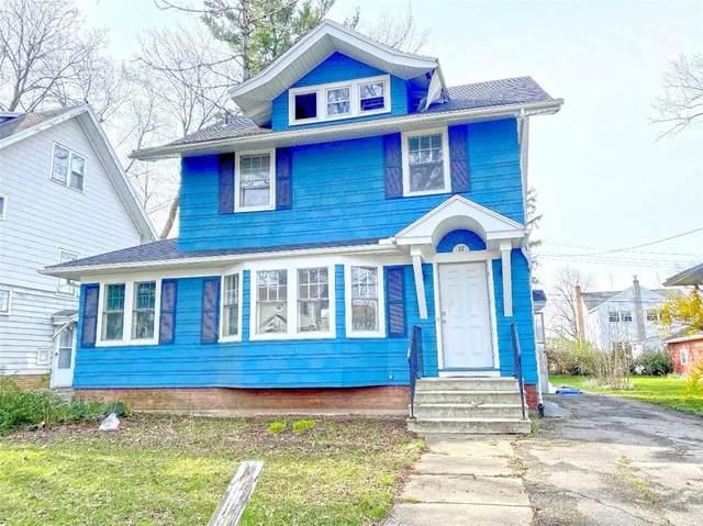 37 Irvington Rd Road, Rochester, NY 14620 (MLS #R1337272) :: Robert PiazzaPalotto Sold Team