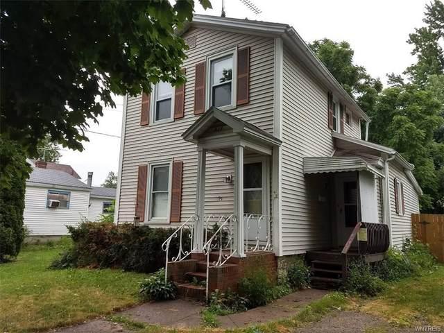 317 Commercial Street, Ridgeway, NY 14103 (MLS #R1337495) :: Robert PiazzaPalotto Sold Team