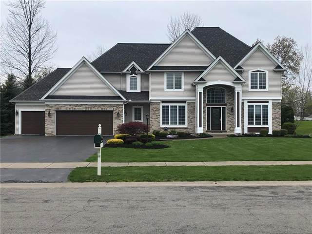 27 Starcrest Lane, Penfield, NY 14580 (MLS #R1337531) :: 716 Realty Group