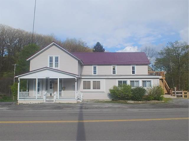 6451 State Route 64 Highway, South Bristol, NY 14512 (MLS #R1338026) :: TLC Real Estate LLC