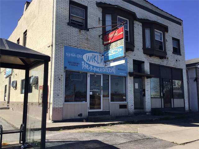 489 West Avenue, Rochester, NY 14611 (MLS #R1338086) :: Robert PiazzaPalotto Sold Team