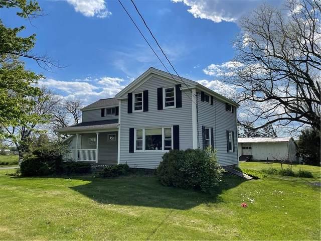 2950 Algerine Street, Hopewell, NY 14561 (MLS #R1338273) :: BridgeView Real Estate