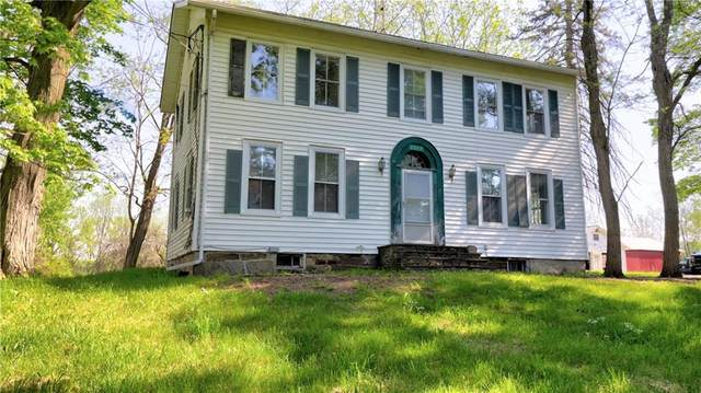 8899 State Route 90 N, Genoa, NY 13081 (MLS #R1338670) :: Robert PiazzaPalotto Sold Team