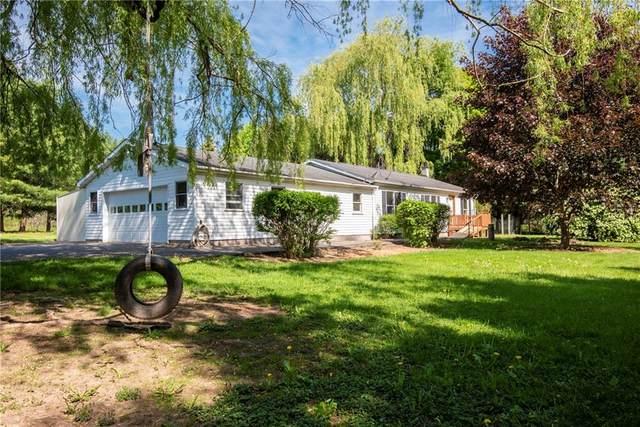 745 Gansz Road, Galen, NY 14489 (MLS #R1338775) :: Robert PiazzaPalotto Sold Team