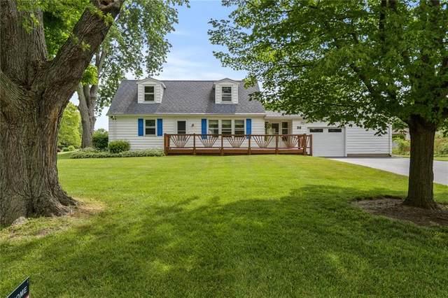 36 Gawaine Lane, Henrietta, NY 14623 (MLS #R1338843) :: Lore Real Estate Services