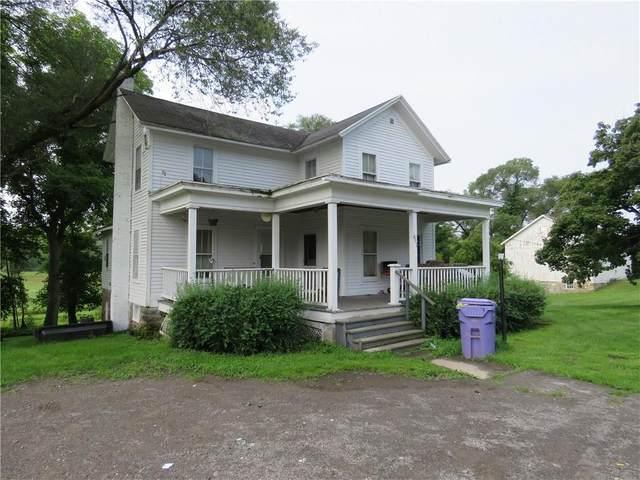 671 Ridge Road, Webster, NY 14580 (MLS #R1338846) :: Robert PiazzaPalotto Sold Team