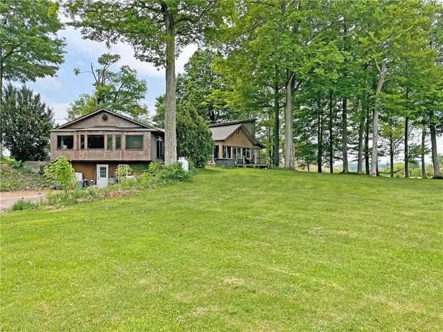 6760 Cowie Rd, Perry, NY 14591 (MLS #R1338942) :: Serota Real Estate LLC