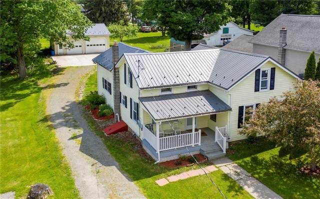 16 Porter Street, Prattsburgh, NY 14873 (MLS #R1339245) :: BridgeView Real Estate