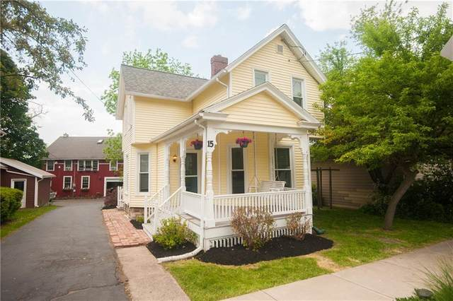 15 Ontario St Street, Mendon, NY 14472 (MLS #R1339567) :: Lore Real Estate Services