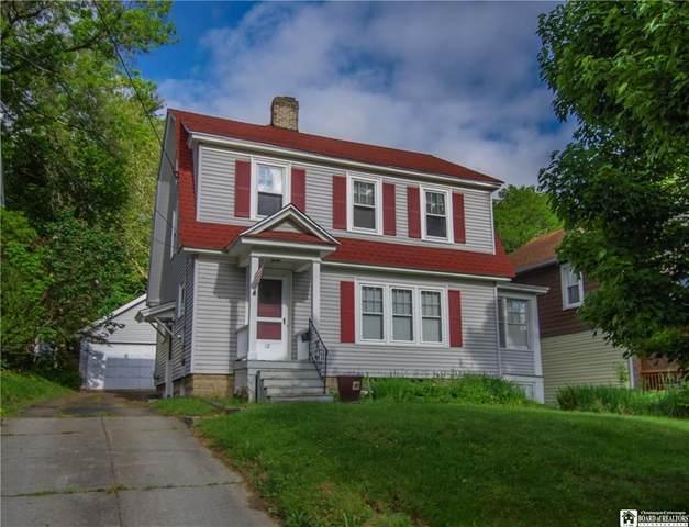 12 Norwood Avenue, Jamestown, NY 14701 (MLS #R1339821) :: Thousand Islands Realty