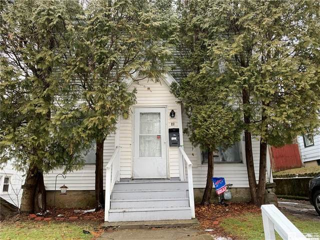 27 Kingsbury Street, Jamestown, NY 14701 (MLS #R1339846) :: BridgeView Real Estate Services