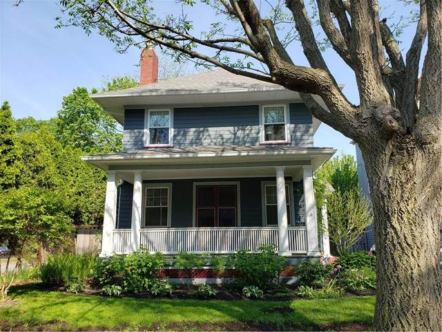 54 Girton Place, Rochester, NY 14607 (MLS #R1339876) :: Robert PiazzaPalotto Sold Team