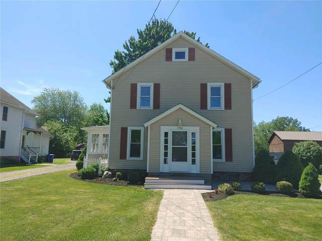 1766 Kendall Road, Kendall, NY 14476 (MLS #R1340088) :: 716 Realty Group