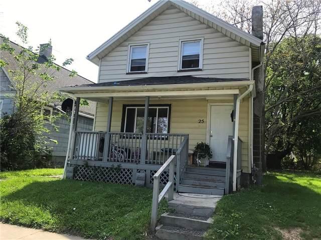 25 Cameron Street, Rochester, NY 14606 (MLS #R1340090) :: Robert PiazzaPalotto Sold Team