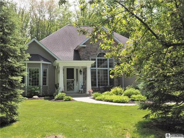 5509 Tastor Lane, Portland, NY 14063 (MLS #R1340199) :: BridgeView Real Estate Services