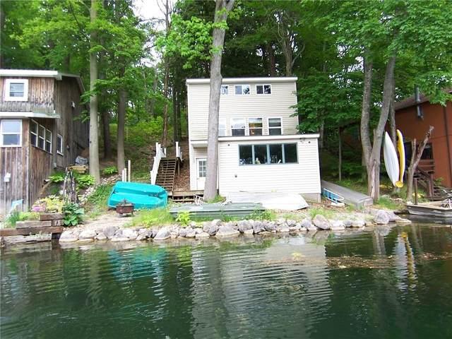 8552 East Lake Road, Stafford, NY 14020 (MLS #R1340274) :: Serota Real Estate LLC