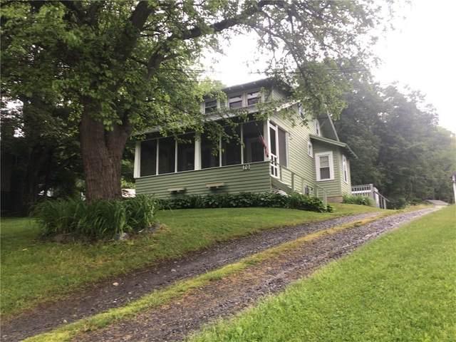 70 E Cayuga Street, Moravia, NY 13118 (MLS #R1340351) :: TLC Real Estate LLC