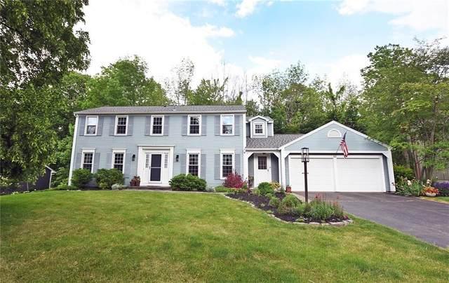 37 Deer Creek Road, Pittsford, NY 14534 (MLS #R1340727) :: Robert PiazzaPalotto Sold Team