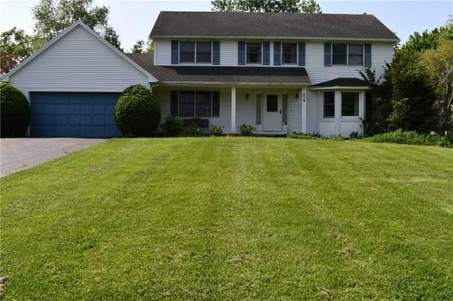 439 Murwood Lane, Webster, NY 14580 (MLS #R1340738) :: Robert PiazzaPalotto Sold Team