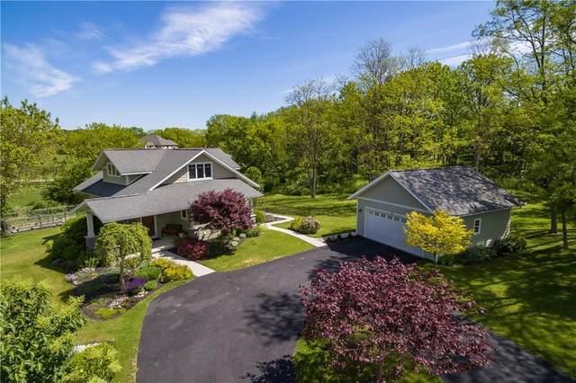 418 Parrish Road, Mendon, NY 14472 (MLS #R1340831) :: Lore Real Estate Services
