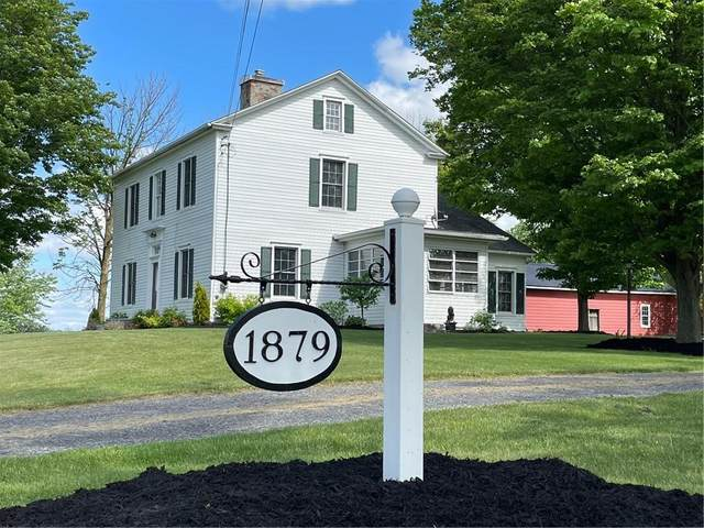 1879 County Road 4 Highway, Seneca, NY 14456 (MLS #R1340842) :: BridgeView Real Estate Services