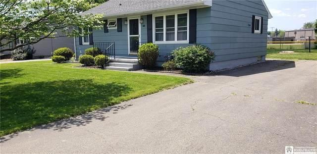 48 Clinton Avenue, Pomfret, NY 14063 (MLS #R1341042) :: BridgeView Real Estate Services