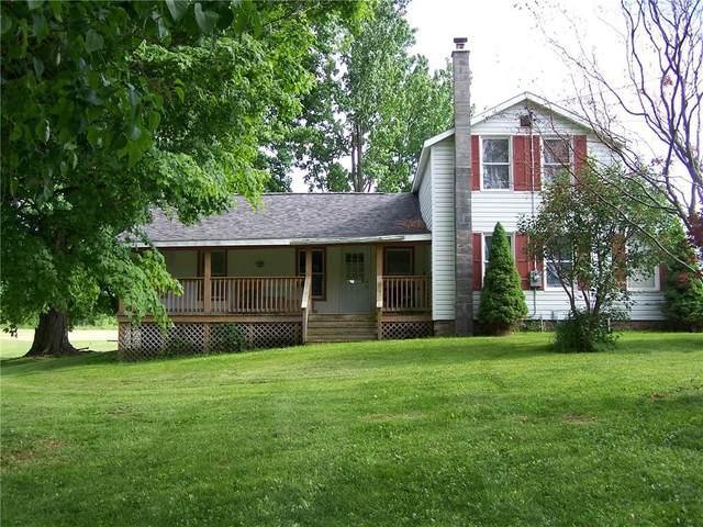 10766 Lyman Road, Rose, NY 14516 (MLS #R1341212) :: TLC Real Estate LLC