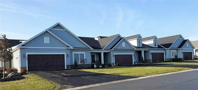 8010 Arbour Hill Trail #942, Canandaigua-Town, NY 14424 (MLS #R1341340) :: Robert PiazzaPalotto Sold Team