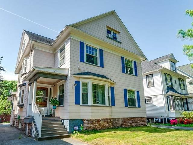 129 Melrose Street, Rochester, NY 14619 (MLS #R1341356) :: Robert PiazzaPalotto Sold Team
