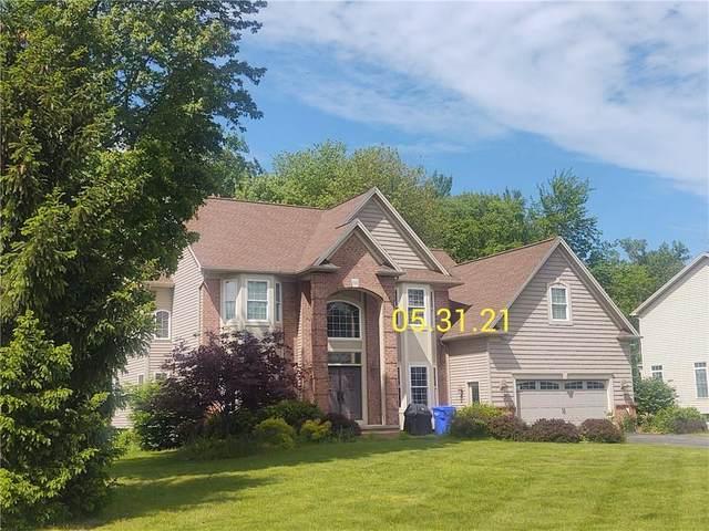 540 Sweet Maple Run, Webster, NY 14580 (MLS #R1341453) :: Robert PiazzaPalotto Sold Team