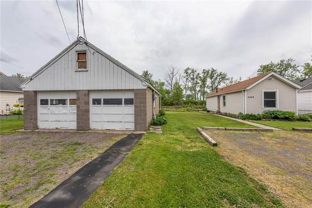 2203 Edgemere Drive, Greece, NY 14612 (MLS #R1341628) :: Robert PiazzaPalotto Sold Team