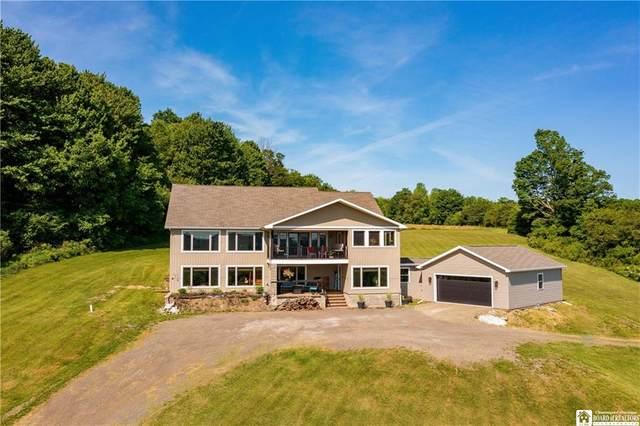 5299 Nys Route 380, Ellery, NY 14782 (MLS #R1341794) :: TLC Real Estate LLC