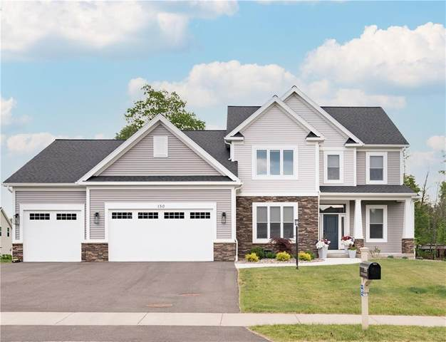 150 Lynx Court, Penfield, NY 14450 (MLS #R1342232) :: Robert PiazzaPalotto Sold Team
