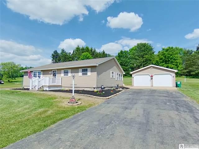 1990 Dugan Road, Olean-Town, NY 14760 (MLS #R1342319) :: BridgeView Real Estate Services