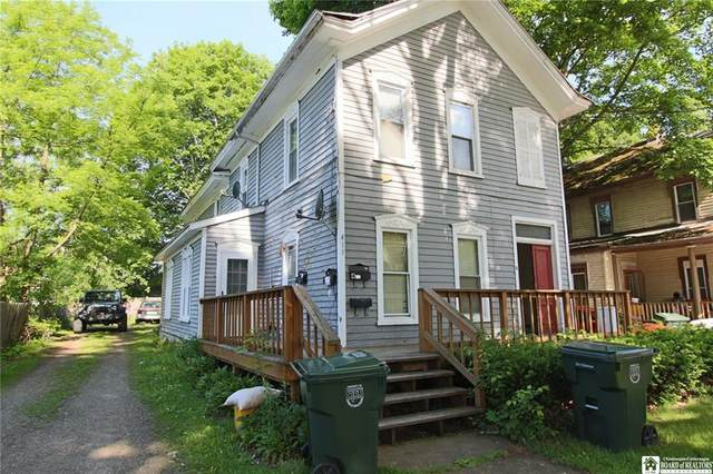 411 Lincoln Street, Jamestown, NY 14701 (MLS #R1342505) :: BridgeView Real Estate Services