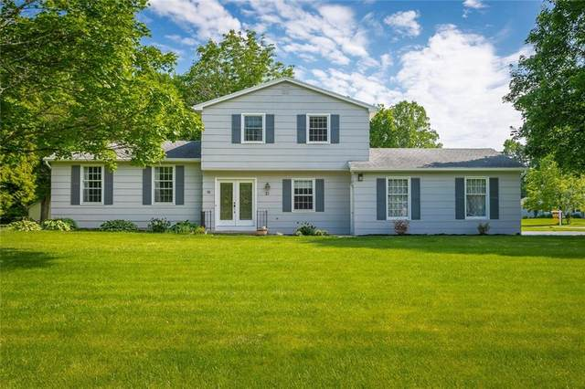 21 Sunderland Trail, Chili, NY 14624 (MLS #R1342511) :: Lore Real Estate Services