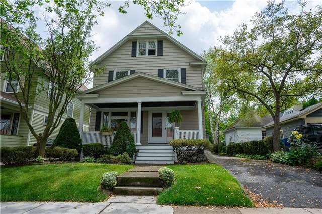 121 Crawford Street, Rochester, NY 14620 (MLS #R1342632) :: TLC Real Estate LLC