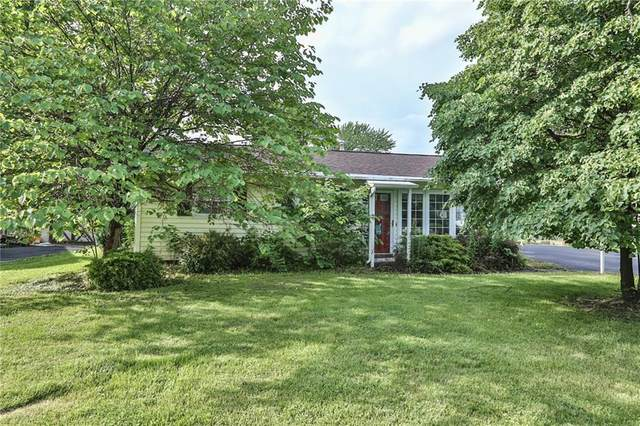 16 Christy Parkway, Mendon, NY 14472 (MLS #R1342717) :: Lore Real Estate Services