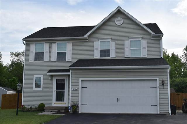 5194 Overlook Lane, Canandaigua-Town, NY 14424 (MLS #R1342721) :: 716 Realty Group