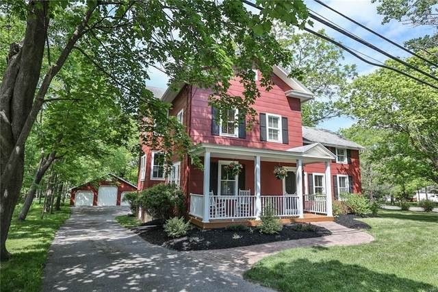 3388 County Road 16, Canandaigua-Town, NY 14424 (MLS #R1342797) :: 716 Realty Group