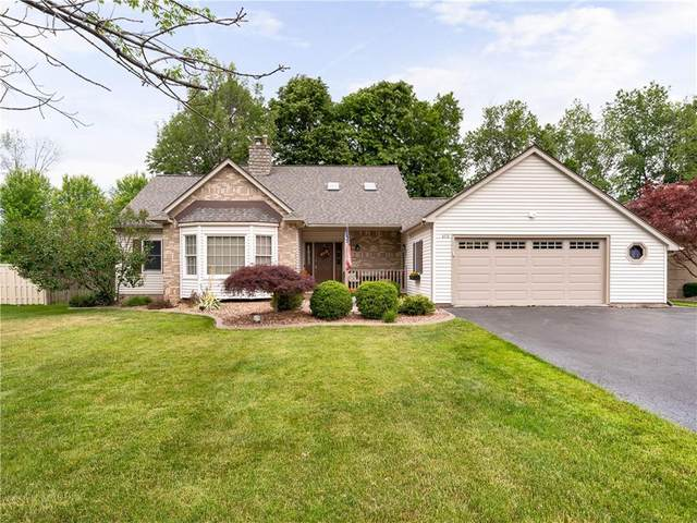 419 Raspberry Patch Drive, Greece, NY 14612 (MLS #R1342920) :: MyTown Realty