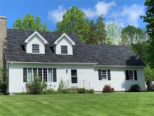5761 Random Road, Alfred, NY 14803 (MLS #R1343021) :: TLC Real Estate LLC