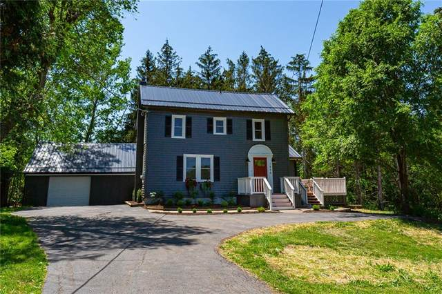 1848 County Road 8, Canandaigua-Town, NY 14424 (MLS #R1343029) :: Robert PiazzaPalotto Sold Team
