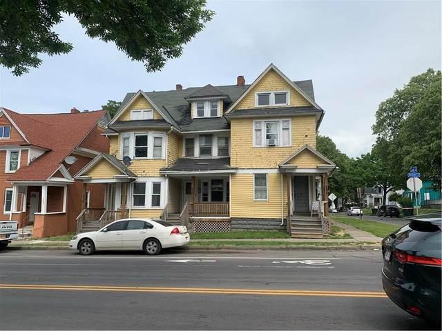 574 Dewey Avenue, Rochester, NY 14613 (MLS #R1343061) :: Robert PiazzaPalotto Sold Team