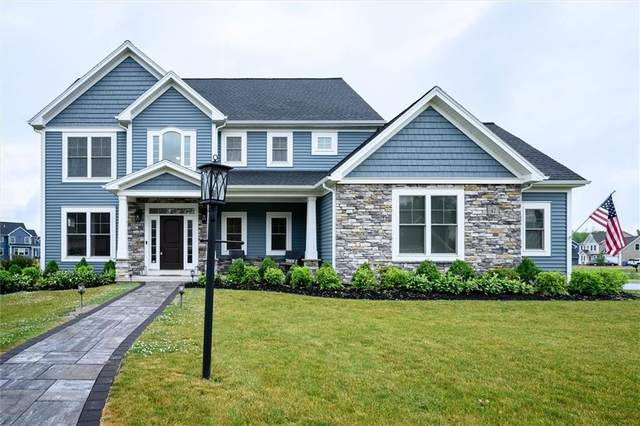 47 Crowne Pointe Drive, Penfield, NY 14526 (MLS #R1343094) :: 716 Realty Group