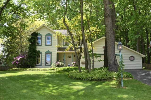 431 Murwood Lane Lane, Webster, NY 14580 (MLS #R1343117) :: BridgeView Real Estate Services