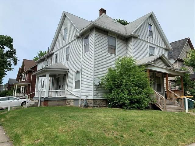 308 Glenwood Avenue, Rochester, NY 14613 (MLS #R1343139) :: Robert PiazzaPalotto Sold Team