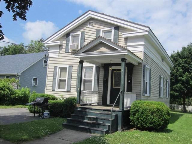 164 Jackson Street, Batavia-City, NY 14020 (MLS #R1343145) :: 716 Realty Group