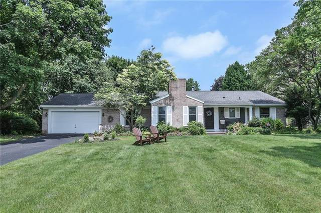 44 Charter Oaks Drive, Pittsford, NY 14534 (MLS #R1343239) :: Robert PiazzaPalotto Sold Team